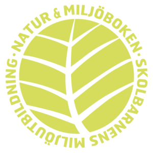 Logotyp. Natur och miljöboken.